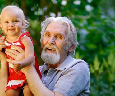 L'importance des grands-parents dans la vie des petits-enfants