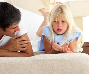 Comment annoncer la nouvelle de la séparation  aux enfants?